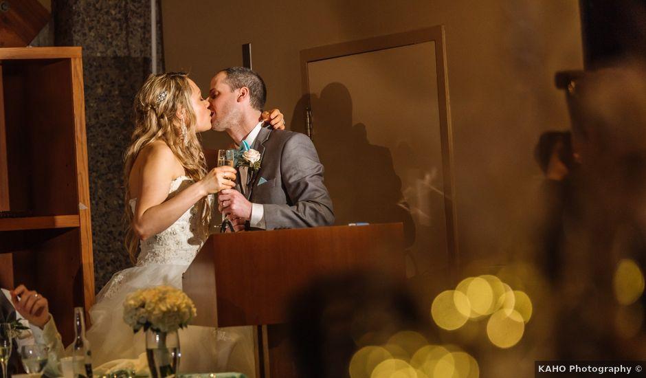 Denise and Polina's wedding in Coquitlam, British Columbia
