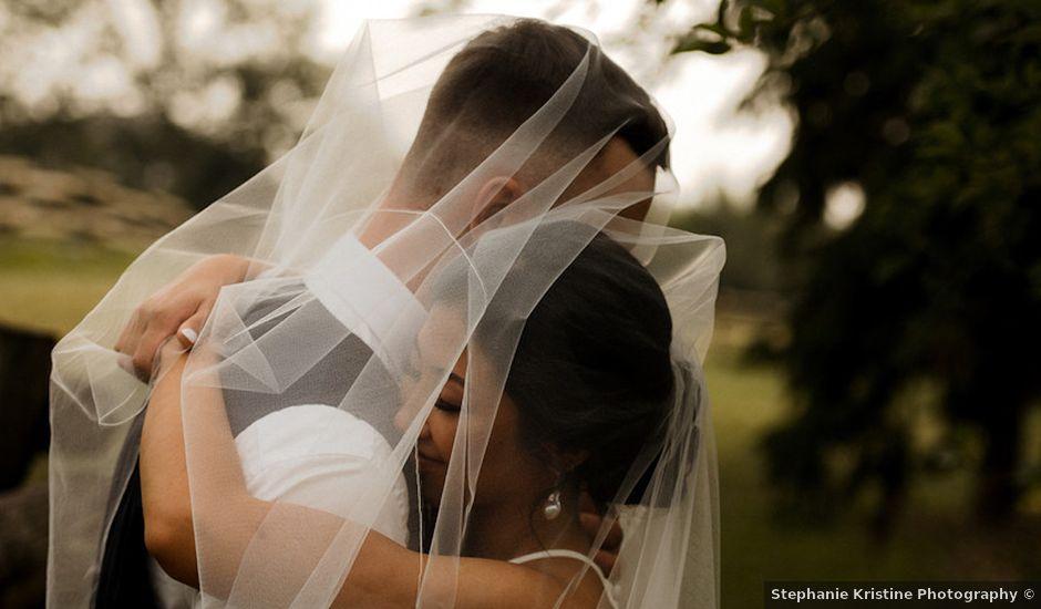 Evan and Seika's wedding in Red Deer, Alberta