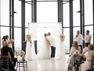 The wedding of Shannon and Marc