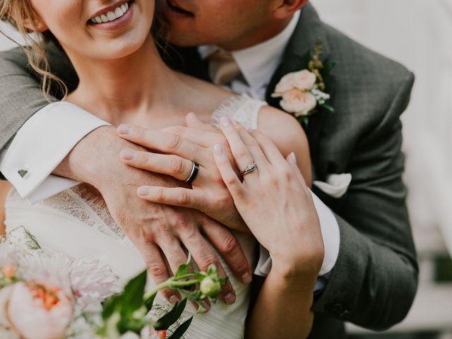 The wedding of Teresa and Mathew