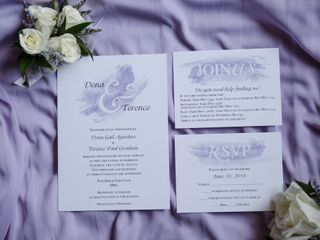 The wedding of Dena and Terry 3
