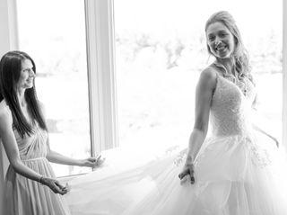 The wedding of Emma and Richard 3