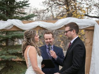 The wedding of Yvonne and Mark 3
