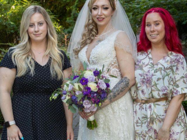 Ignatius  and Ashley's wedding in Langley, British Columbia 9