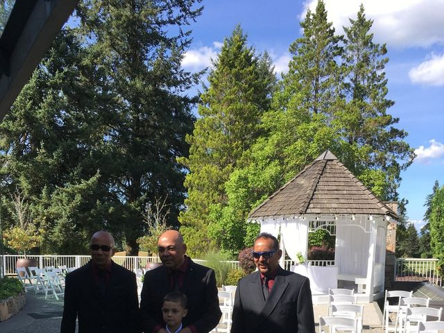 Ignatius  and Ashley's wedding in Langley, British Columbia 11