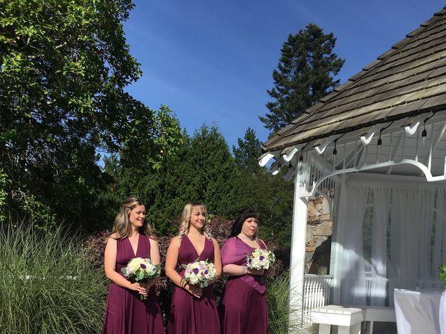 Ignatius  and Ashley's wedding in Langley, British Columbia 12