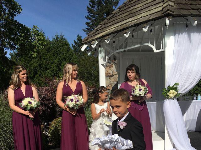 Ignatius  and Ashley's wedding in Langley, British Columbia 14