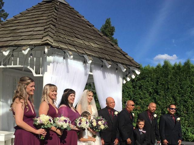 Ignatius  and Ashley's wedding in Langley, British Columbia 16