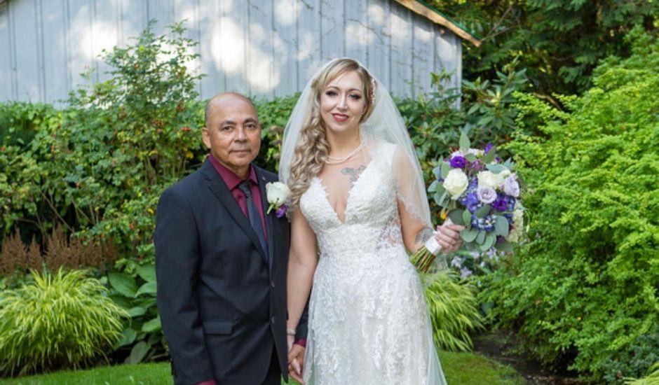 Ignatius  and Ashley's wedding in Langley, British Columbia