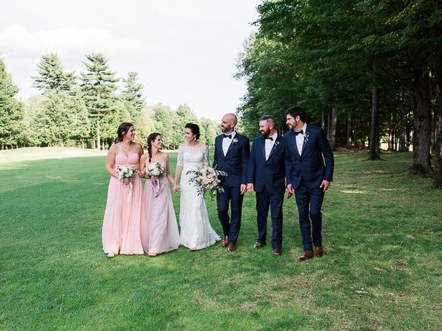Louis and Marguerite's wedding in Sorel-Tracy, Quebec 16