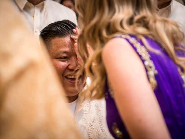 Boyet and Jessica's wedding in Richmond, British Columbia 15