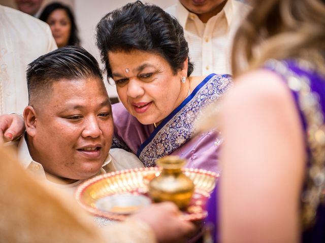 Boyet and Jessica's wedding in Richmond, British Columbia 16