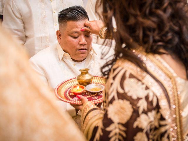 Boyet and Jessica's wedding in Richmond, British Columbia 17