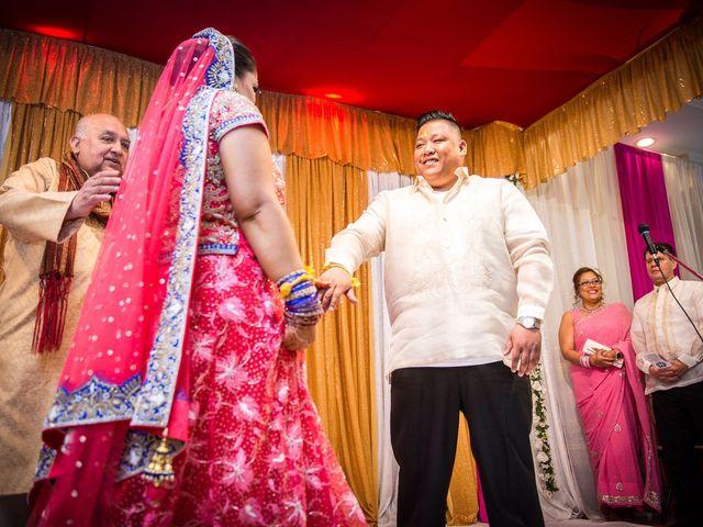 Boyet and Jessica's wedding in Richmond, British Columbia 20