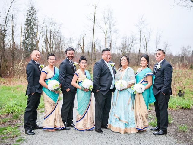 Boyet and Jessica's wedding in Richmond, British Columbia 23