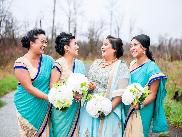 Boyet and Jessica's wedding in Richmond, British Columbia 24