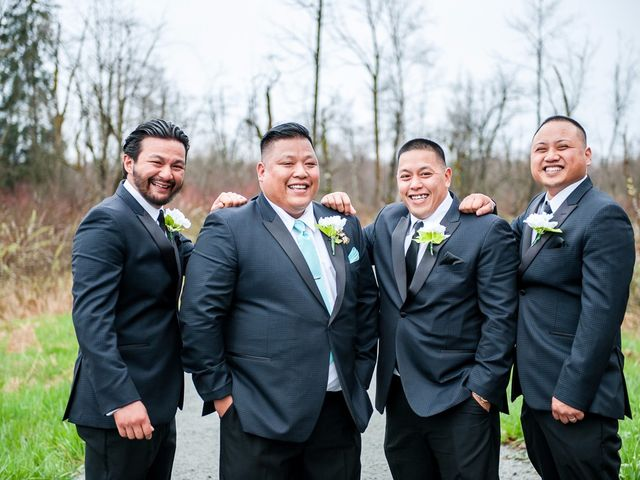 Boyet and Jessica's wedding in Richmond, British Columbia 25