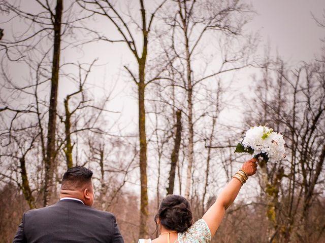 Boyet and Jessica's wedding in Richmond, British Columbia 26