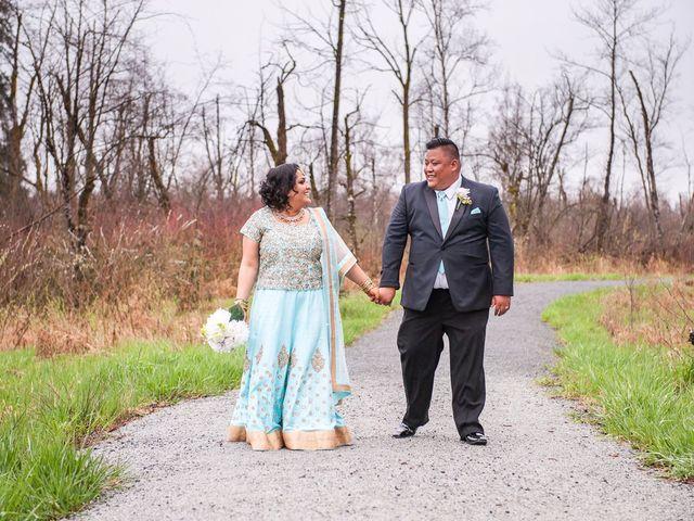 Boyet and Jessica's wedding in Richmond, British Columbia 27