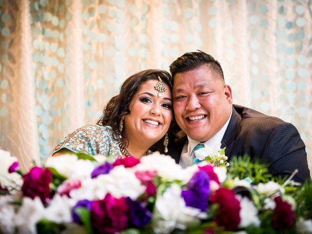 Boyet and Jessica's wedding in Richmond, British Columbia 33