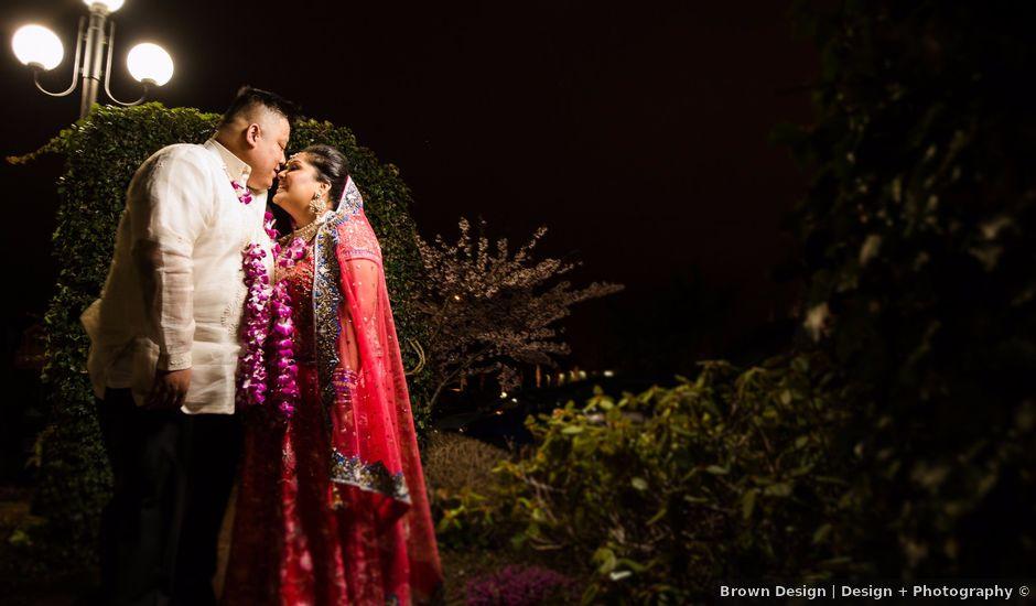 Boyet and Jessica's wedding in Richmond, British Columbia
