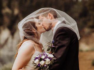 The wedding of Jenna and Josh