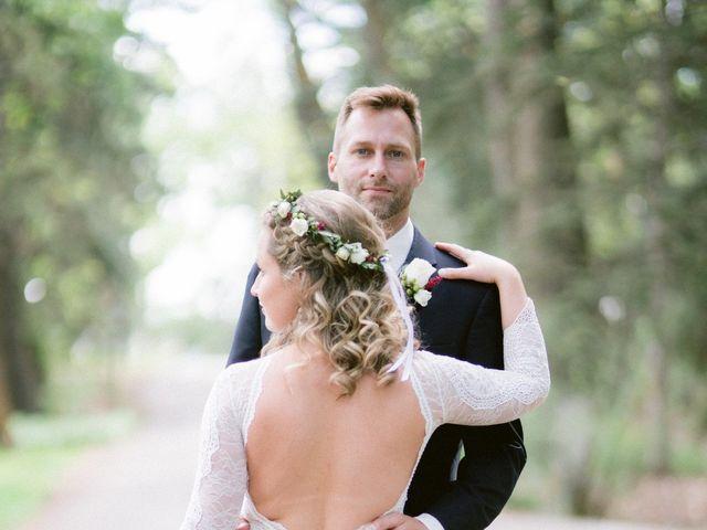 The wedding of Kayla and Daniel