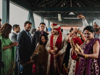The wedding of Sharan and Nav 2