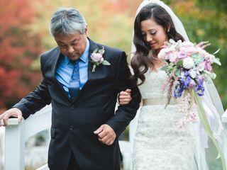 The wedding of Christine and Sasha 2