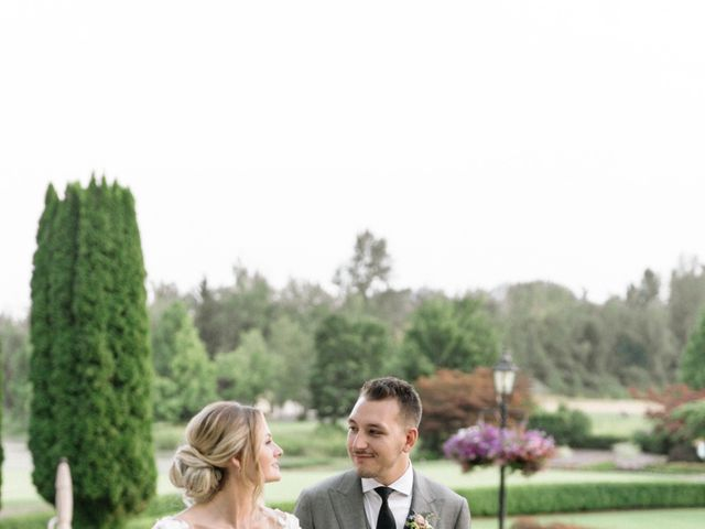 The wedding of Nicole and Donato