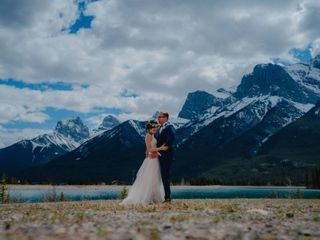 The wedding of Korina and Lee