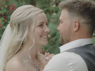 The wedding of Brandon and Liz 2
