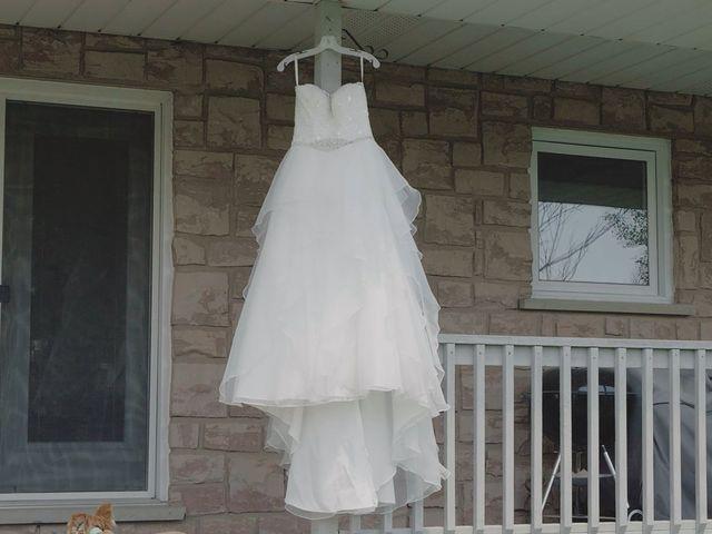 Liz and Brandon's wedding in Guelph, Ontario 8