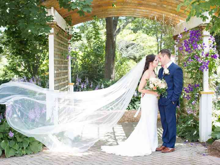 The wedding of Emily and Justin