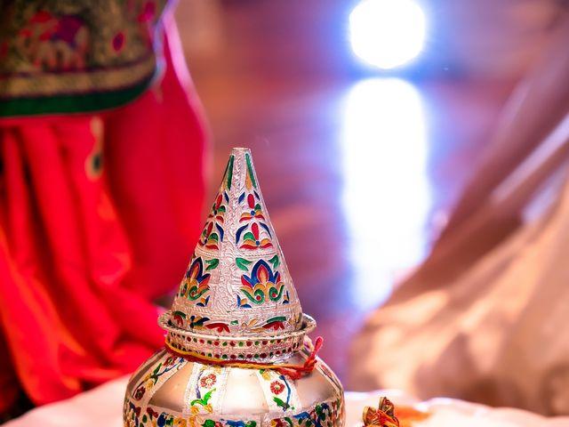 Manhar and Jessica's wedding in Mississauga, Ontario 6