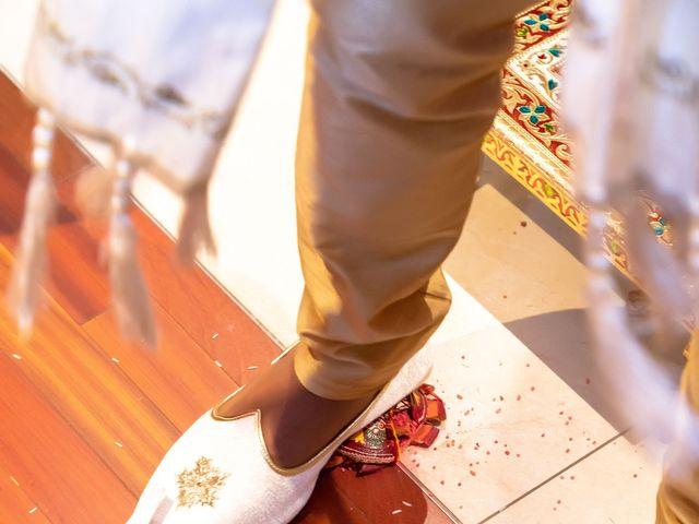 Manhar and Jessica's wedding in Mississauga, Ontario 14