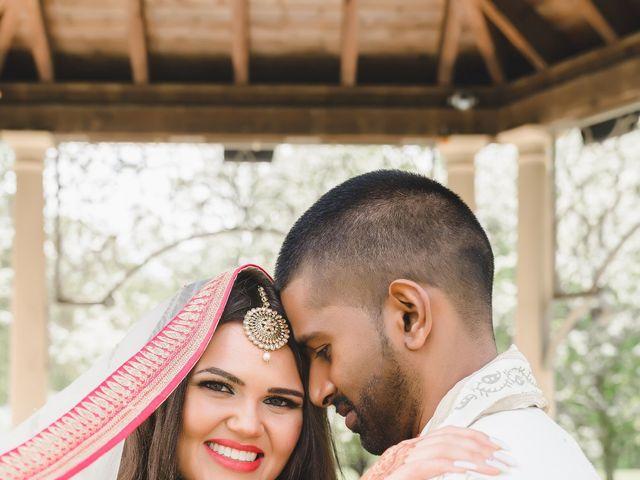 Manhar and Jessica's wedding in Mississauga, Ontario 21