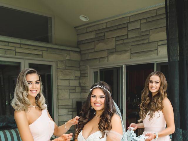 Manhar and Jessica's wedding in Mississauga, Ontario 39