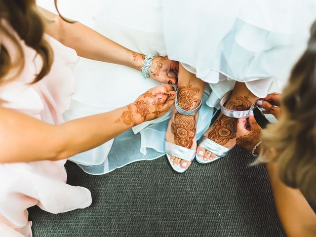 Manhar and Jessica's wedding in Mississauga, Ontario 34