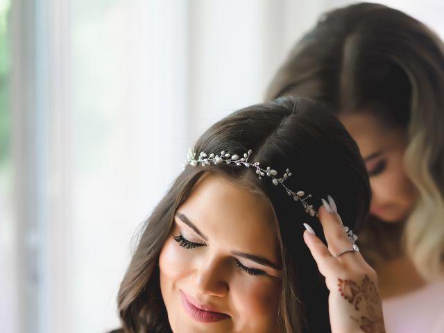 Manhar and Jessica's wedding in Mississauga, Ontario 41