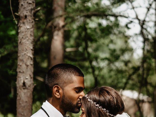 Manhar and Jessica's wedding in Mississauga, Ontario 47