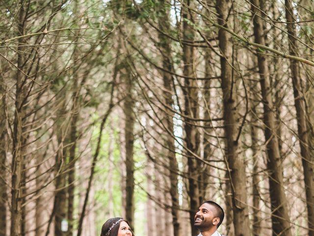 Manhar and Jessica's wedding in Mississauga, Ontario 57