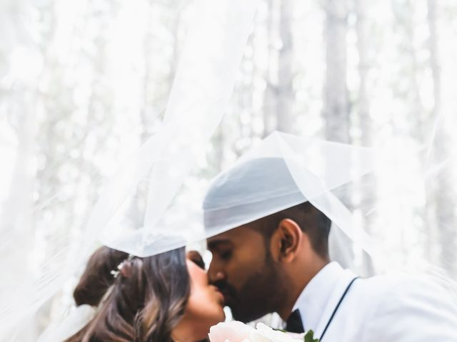 Manhar and Jessica's wedding in Mississauga, Ontario 59