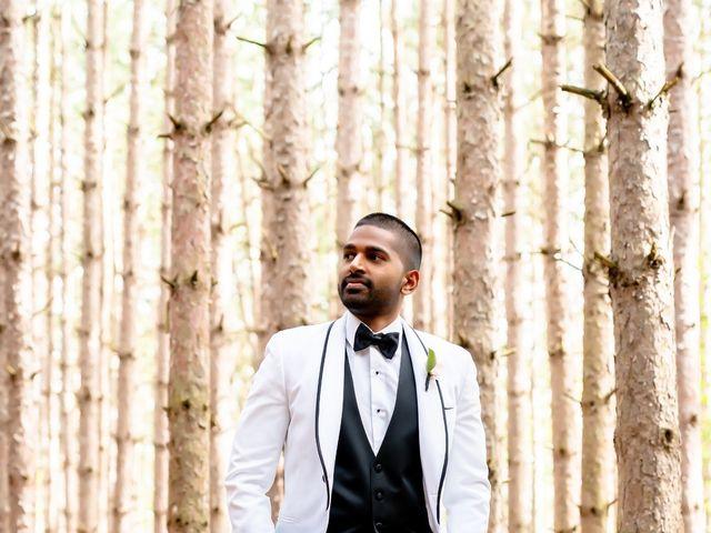 Manhar and Jessica's wedding in Mississauga, Ontario 60