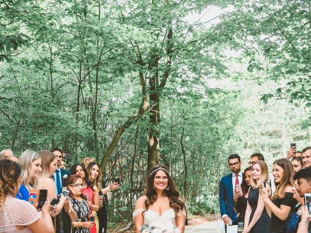 Manhar and Jessica's wedding in Mississauga, Ontario 75