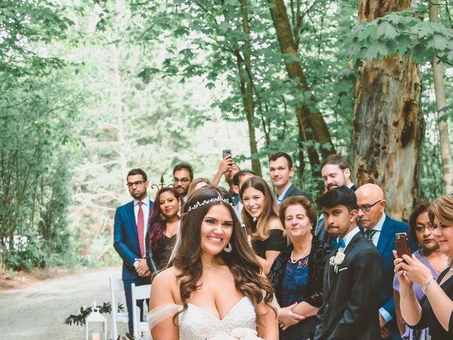 Manhar and Jessica's wedding in Mississauga, Ontario 77