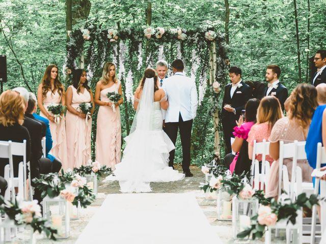Manhar and Jessica's wedding in Mississauga, Ontario 78