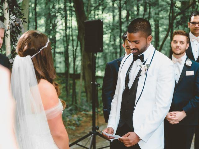 Manhar and Jessica's wedding in Mississauga, Ontario 80