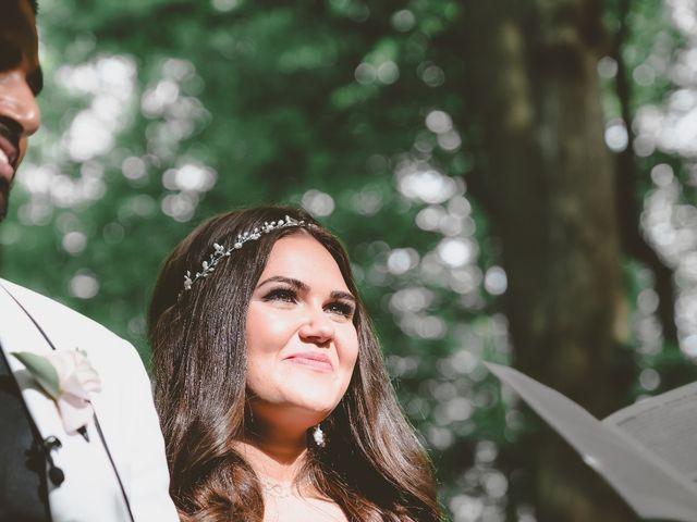Manhar and Jessica's wedding in Mississauga, Ontario 83