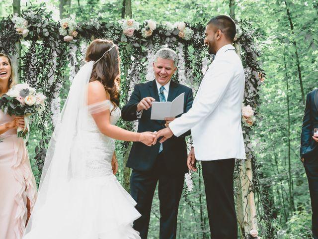 Manhar and Jessica's wedding in Mississauga, Ontario 88